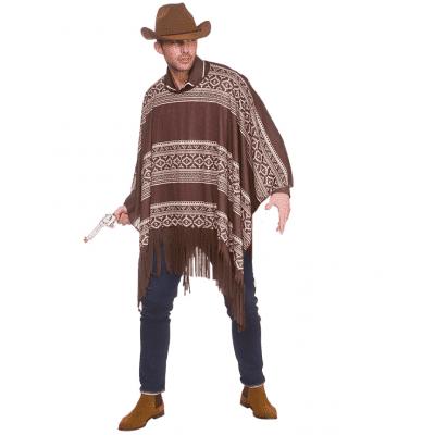 Foto van Cowboy poncho