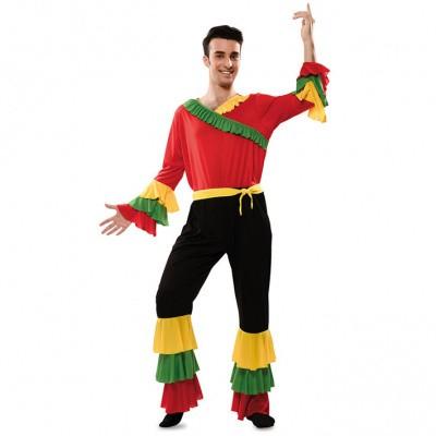 Foto van Afrikaans kostuum