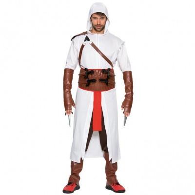 Foto van Assasins creed kostuum luxe