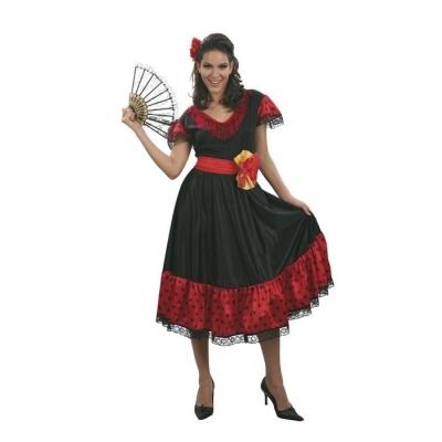Foto van Spaanse jurk