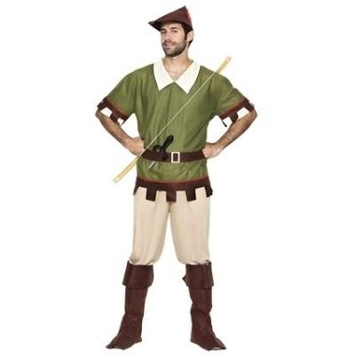 Foto van Robin hood kostuum