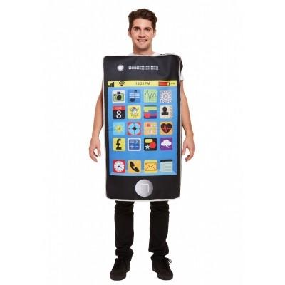 Foto van Smartphone kostuum volwassenen