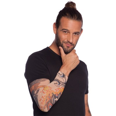 Foto van Tattoo Sleeve biker