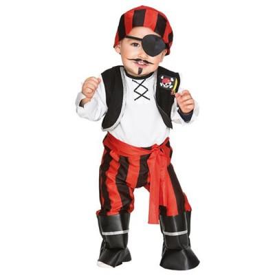 Foto van Piraten kostuum baby