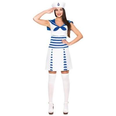 Foto van Marine kostuum dames