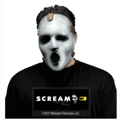 Scream masker (the series)