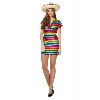 Foto van Mexicaans jurkje - Luxe