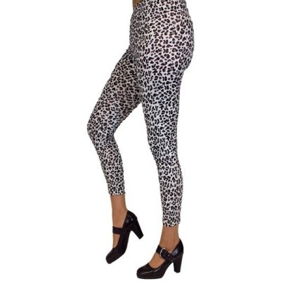 Panter legging wit