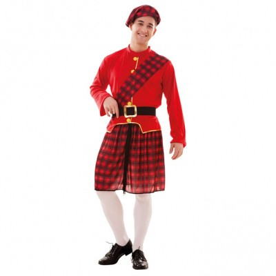 Foto van Schots kostuum