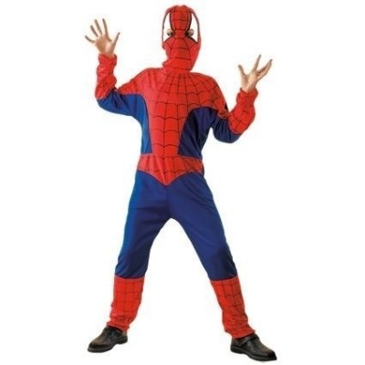 Foto van Spiderman kind