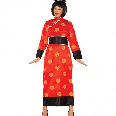 Foto van Chinese jurk