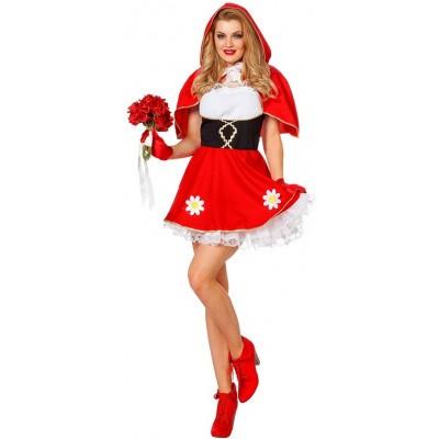 Foto van Roodkapje jurk - Luxe