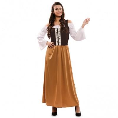 Foto van Middeleeuwse jurk - waardin