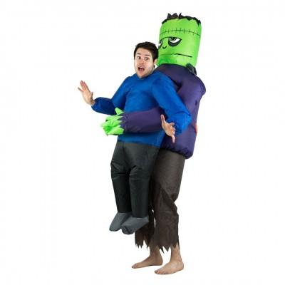 Apres ski Frankenstein carry me kostuum