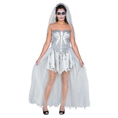 Foto van Dode bruid kostuum