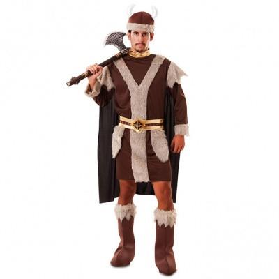 Foto van Viking kostuum heren