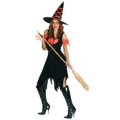 Foto van Heksen kostuum - Halloween