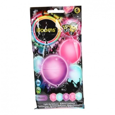 Foto van Illooms Ballonnen Pastel