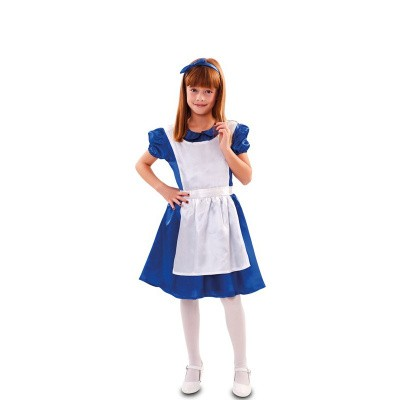 Foto van Alice in Wonderland jurk kind