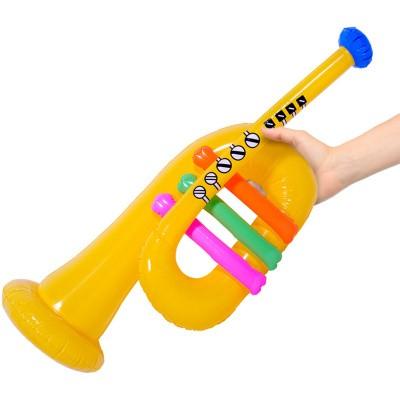 Opblaas trompet