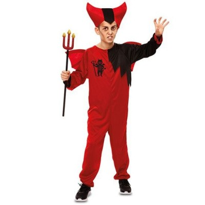 Foto van Kostuum duivel - kind