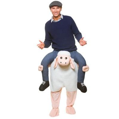 Foto van Carry me kostuum schaap