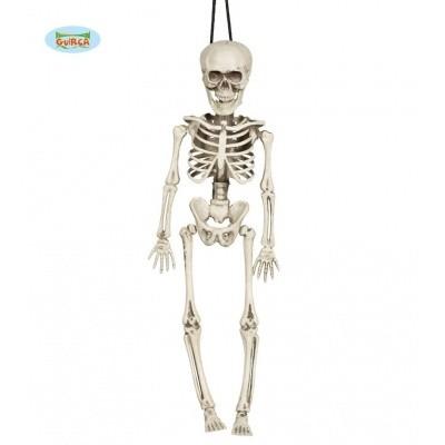 Foto van Halloween skelet
