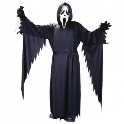 Scream kostuum met masker volwassen (one size)