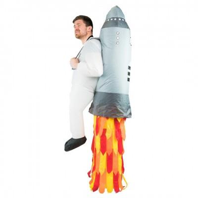 Foto van Opblaasbaar Jet Pack kostuum