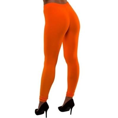Foto van Neon legging oranje