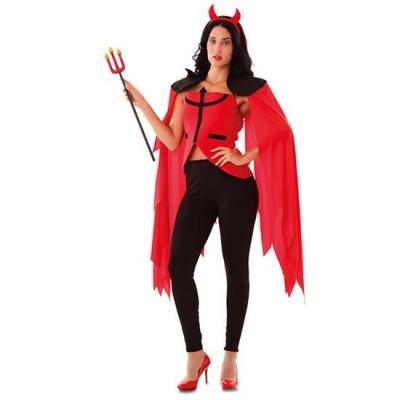 Foto van Duivel kostuum dames