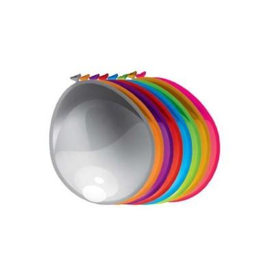 Ballonnen Metallic Assorti kleur 10st