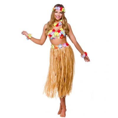 Foto van Hawaii kostuum vrouw