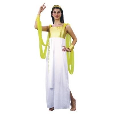 Foto van Griekse godin kostuum