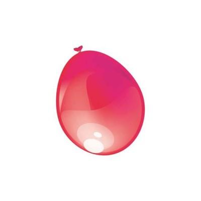 Foto van Ballonnen Metallic Roze 10st.