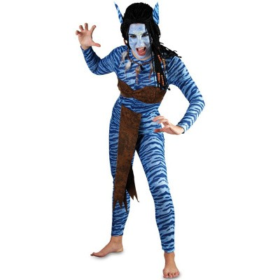 Avatar kostuum dames