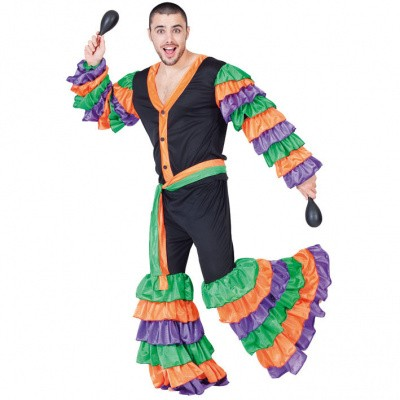 Foto van Braziliaans kostuum