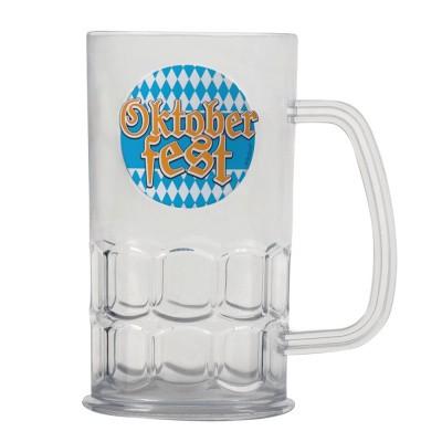 Foto van Oktoberfest glas 0.4 Liter