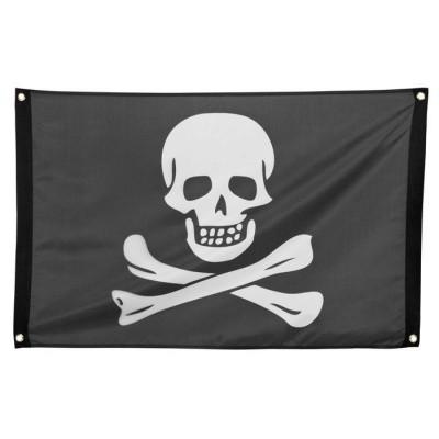 Foto van Piraten vlag