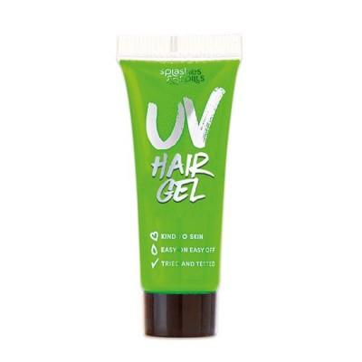 Foto van UV haargel neon groen