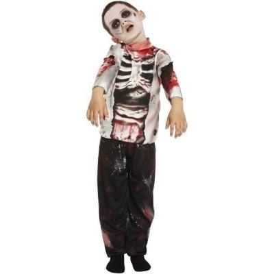 Foto van Zombie pak jongen