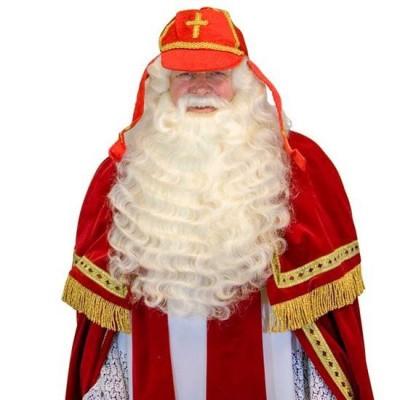 Foto van Sinterklaas werkmijter