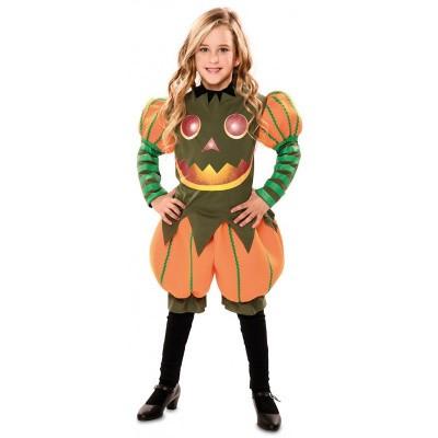 Foto van Pompoen kostuum kind - Halloween