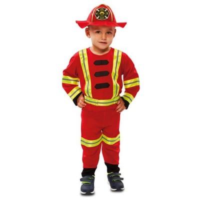 Foto van Brandweerpak kleuter
