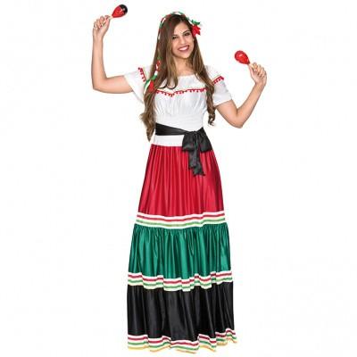 Foto van Mexicaanse jurk