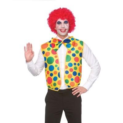 Foto van Clown jasje met strik
