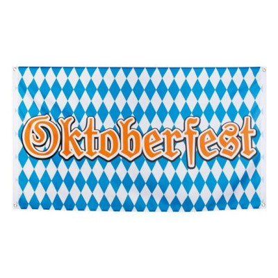 Foto van Gevelvlag Oktoberfest