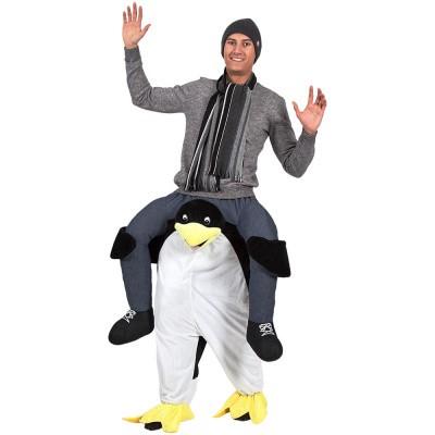 Foto van Carry me kostuum pinguïn