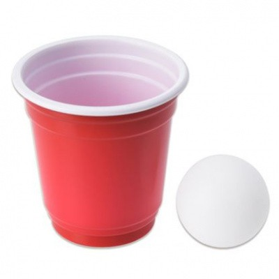 Foto van Beerpong set small