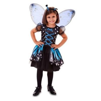 Foto van Vlinder kostuum kind